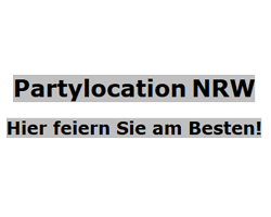 partylocation-nrw